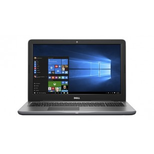 Laptop DELL, INSPIRON 5565, AMD A10-9600P, 2.30 GHz, HDD: 1 TB, RAM: 8 GB, unitate optica: DVD RW, video: AMD Radeon R5 Series (Bristol Ridge), webcam