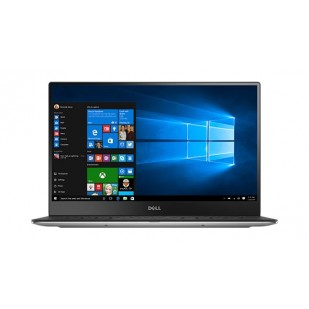 Laptop DELL, XPS 13 9350, Intel Core i7-6560U, 2.20 GHz, HDD: 128 GB, RAM: 8 GB, video: Intel HD Graphics 520, webcam, BT