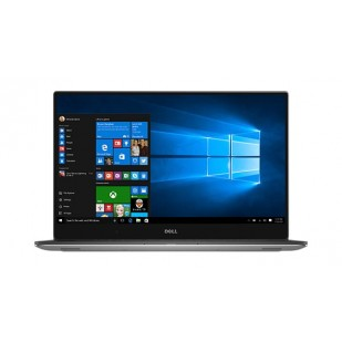 Laptop DELL, XPS 15 9550, Intel Core i7-6700HQ, 2.60 GHz, HDD: 256 GB, RAM: 16 GB, video: Intel HD Graphics 530, nVIDIA GeForce GTX 960M, webcam