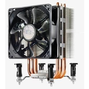 COOLER CPU COOLER MASTER  Hyper   TX3i, Intel, soc. LGA 115x/775, Al-Cu, 3* heatpipe, 135W (RR-TX3E-22PK-B1)