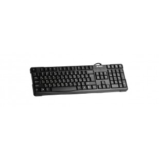 "Tastatura A4TECH; model: KR-750-USB; layout: US; NEGRU; USB; ""KR-750-USB"""