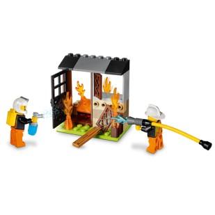 Valiza Patrula de pompieri (10740)
