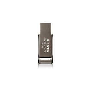 USB 3.0 64GB ADATA  UV131 Black, aliaj zinc (AUV131-64G-RGY)