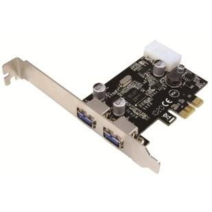 """Card PCI-Express adaptor la 2 x USB 3.0, Logilink """"PC0054A"""""""