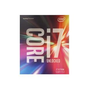 "CPU INTEL skt. 1151  Core i7 Ci7-6700K, 4.0GHz, 8MB   ""BX80662I76700K"""