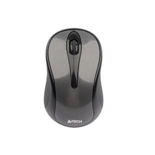 Mouse Wireless Optic A4TECH (G7-360N-1), Grey, wireless cu 3 butoane si 1 rotita scroll, rezolutie ajustabila 1000-2000dpi
