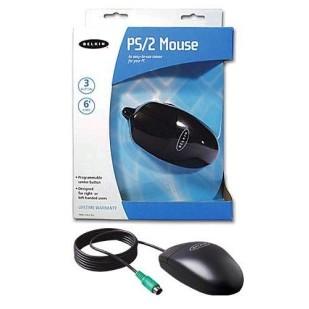 """Mouse BELKIN; model: F8E813EABLK; ALB; PS/2; """"IE0MJ869490006269NBZ, 0MJ869"""""""