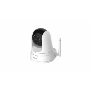Camera IP wireless, PTZ, VGA, Day and Night, Indoor, D-Link (DCS-5000L)