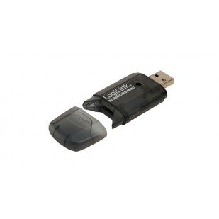"Card Reader USB 2.0 stick, format SD, Logilink ""CR0007"""