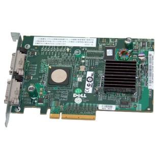 """Controler SAS DELL PERC 5E; PCI-E 8x; """"CN0FD4671374075O00JH, 0FD467, CN-OFD467"""""""