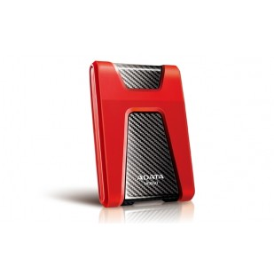 "HDD ADATA EXTERN 2.5"" USB 3.0 1TB HD650 Black&Red (AHD650-1TU3-CRD)"