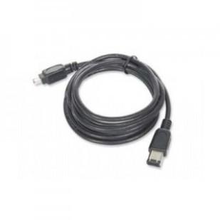 Cablu PC; FIREWIRE-6p M la FIREWIRE-4p M; 1.8m