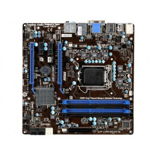 Placa de baza MSI LGA 1155 ; model : Z68MA-G45(B3)