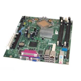 Placa de baza DELL; model: 0F8101; OPTIPLEX GX620; socket: 775; RAM: DD-RAM2; PCI-E; 1xPCI; format: MINI ATX; REF