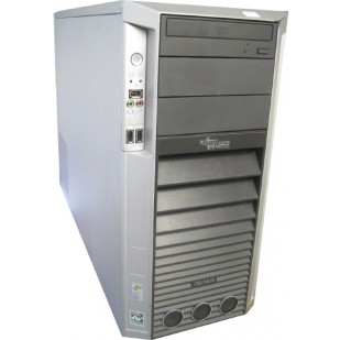 Fujitsu Celsius V830; 2 x AMD Opteron 250 2.4 GHz; TOWER