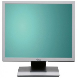 "Monitor FUJITSU; model: B19-3; 19""; SH, ""display zgariat"""