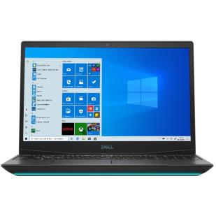 Laptop DELL, G5 5500, Intel Core i7-10750H, 2.60 GHz, HDD: 512 GB SSD, RAM: 16 GB, video: nVIDIA GeForce RTX 2060, webcam