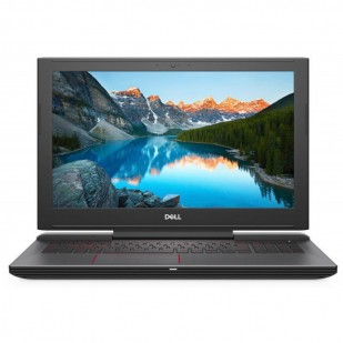 Laptop DELL, G5 5587,  Intel Core i7-8750H , 2.20 GHz, HDD: 500 GB, RAM: 16 GB, video: nVIDIA GeForce GTX 1050, webcam