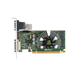 Placa video 1024 MB; GDDR3; 64 bit; PCI-E 4x; NVIDIA GeForceGT 620