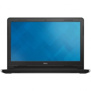 Laptop DELL, INSPIRON 3451,  Intel Celeron N2830, 2.17 GHz, HDD: 320 GB, RAM: 2 GB, video: Intel HD Graphics, webcam