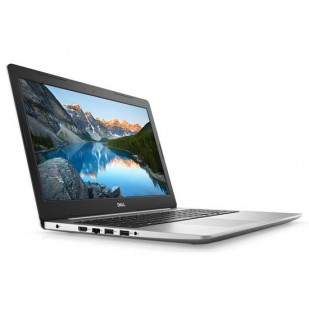 Laptop DELL, INSPIRON 5570,  Intel Core i5-8250U, 1.60 GHz, HDD: 1 TB, RAM: 8 GB, unitate optica: DVD RW, webcam