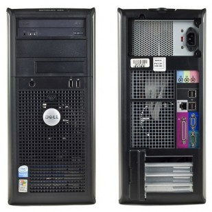 Dell, OPTIPLEX 780,  Intel Pentium E5800, 3.20 GHz, video: Intel GMA 4500; TOWER