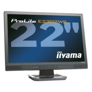"Monitor IIYAMA; model: PROLITE E2200WS; 22""; WIDE; SH"