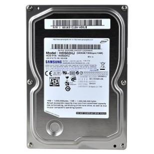 HDD 500 GB; S-ATA II; 16 MB BUFFER; SEAGATE/SAMSUNG; HD502HJ; NOU