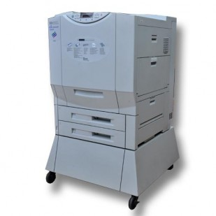 "Imprimanta LASER COLOR HP model: COLORJET 8550N; format: A3; DUPLEX; RETEA; PARALEL; SH; ""C7097A""; ""defect, pt. componente"""