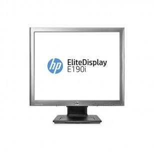 "Monitor HP; 19""; model: E190i; factory refurbished"