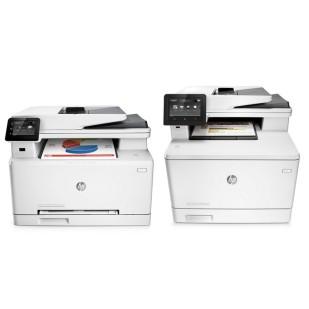 Imprimanta LASER HP model: LASERJET PRO MFP M477 DW; format: A4; USB