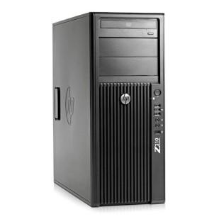 HP, Z210 WORKSTATION, Intel Core i3-2120, 3.30 GHz, video: nVIDIA Quadro 600; TOWER
