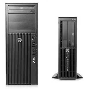 HP Z210; Intel Core i5-2400 3.1 GHz; TOWER
