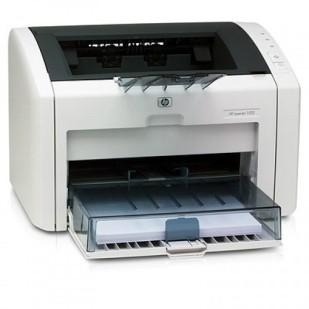 Imprimanta LASER HP model: 1022N; format: A4; RETEA; USB; SH; grad B; FARA CARTUS