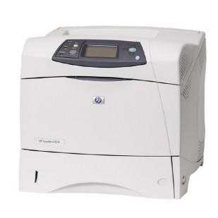 Imprimanta LASER HP model: 4350TN; format: A4; RETEA; USB; PARALEL; SH; grad B, lipsa capac superior