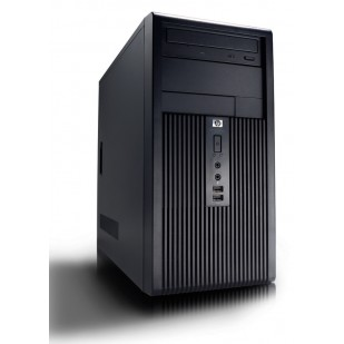 Hp, DX2300 MICROTOWER,  Intel Pentium E2160, 1.80 GHz, video: Intel GMA 3000; DESKTOP