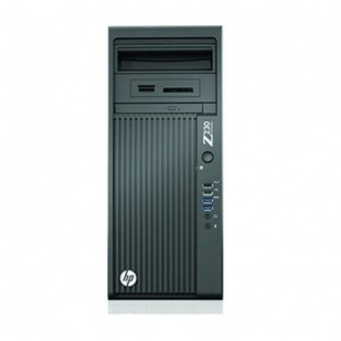 Hp, HP Z230 TOWER WORKSTATION,  Intel Xeon E3-1245 v3, 3.40 GHz, HDD: 1T, RAM: 8 GB, video: nVIDIA Quadro K2000