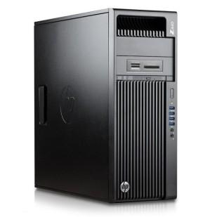 HP Z440 WORKSTATION, Intel Xeon E5-1620 v3, 3.50 GHz, HDD: 1000 GB, RAM: 64 GB, video: nVIDIA NVS 510, TOWER
