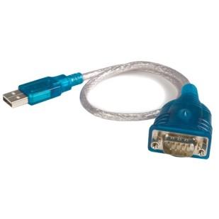 Cablu PC; I-TEC;USB 2.0 M la RS232; 1m