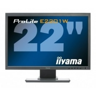 "MONITOR IYAMA; model: PROLITE E2201W-B2; 22""; WIDE; REF"