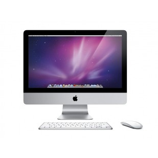 "APPLE iMac; 21.5""; Intel Core i3-540; 4 GB RAM DDR3; 500 GB HDD; All In One"