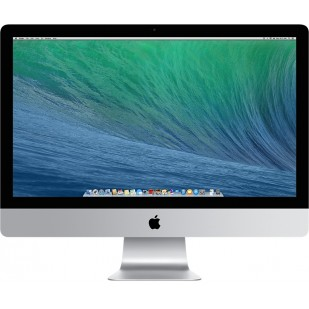"APPLE iMac A1418; 21.5""; Intel Core i5 3330S, 2,7 GHz; RAM: 8 GB RAM; HDD: 1 TB HDD; video: NVIDIA GT 640M; All In One"