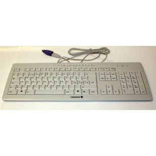 Tastatura CHERRY model V19 layout US GRI USB/PS2