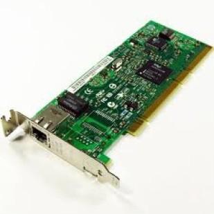 """Placa retea: BROADCOM BCM95722A2202G; PCI-E; 1 x RJ 45; """"CN0J5P32736040CB020DA00, 0J5P32""""; SH"""