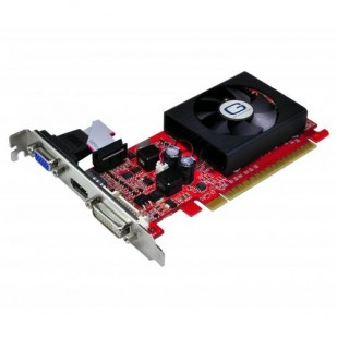 Placa video GAINWARD 1024 MB; GDDR3; 64 bit; PCI-E 16x; NVIDIA GeForce 210; VGA; DVI; HDMI