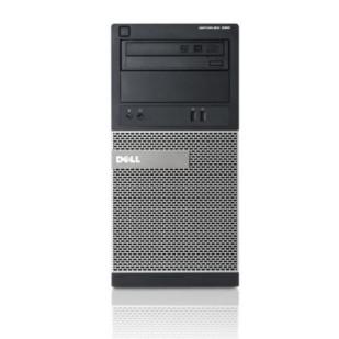 Dell, OPTIPLEX 390,  Intel G640, 2.80 GHz, HDD: 250 GB, RAM: 4 GB, video: Intel HD Graphics 2000; DESKTOP