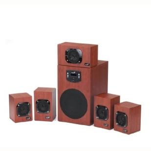 BOXE GENIUS model: SW-HF5.1 (5.1); 125W