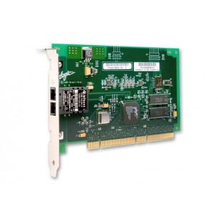 "Placa retea: QLOGIC QLA2200F; PCI-X; 2 x LC OPTICAL; ""99N7292, 09N7292 O9N7292""; SH"