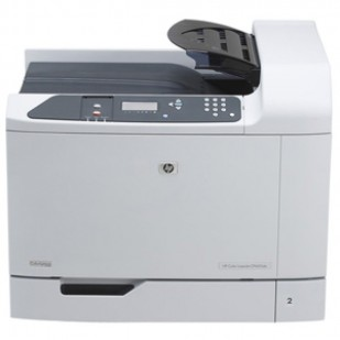 Imprimanta LASER COLOR HP model: COLOR LASERJET CP6015DN; format: A3; DUPLEX; RETEA; USB; Q3932A""""