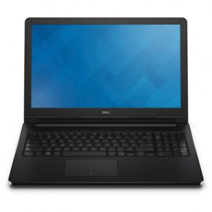 Laptop DELL, INSPIRON 3552, Intel Celeron N3050, 1.60 GHz, HDD: 500 GB, RAM: 4 GB, video: Intel HD Graphics, webcam, 15.6 LCD (WXGA), 1366 x 768""